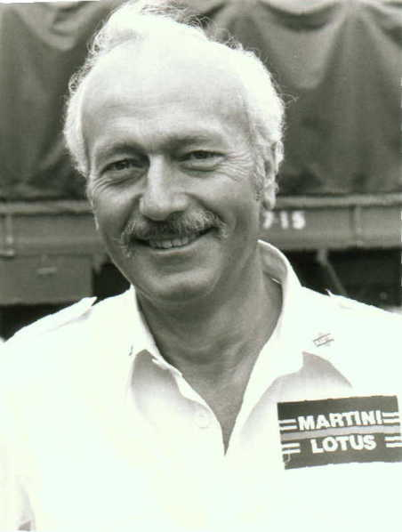 The great man himself, Anthony Colin Bruce Chapman, 1926 to 1982. - chapman1